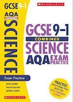 Combined Sciences Exam Practice Book for AQA (GCSE Grades 9 1)