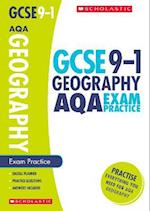 Geography Exam Practice Book for AQA (GCSE Grades 9 1)