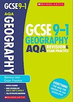 Geography Revision and Exam Practice Book for AQA (GCSE Grades 9 1)