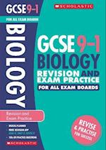 Biology Revision and Exam Practice for All Boards (GCSE Grades 9 1)