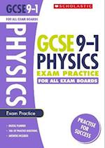 Physics Exam Practice Book for All Boards (GCSE Grades 9 1)