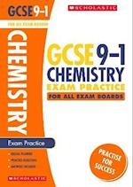 Chemistry Exam Practice for All Boards (GCSE Grades 9 1)