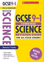 Combined Sciences Revision Guide for All Boards (GCSE Grades 9 1)