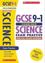 Combined Sciences Exam Practice Book for All Boards (GCSE Grades 9 1)