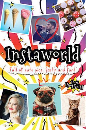 Bog, paperback Instaworld! af Scholastic