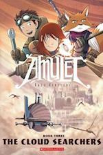 The Cloud Searchers (Amulet, nr. 3)