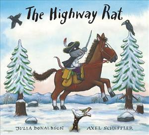 The Highway Rat Christmas BB
