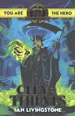 Fighting Fantasy: City of Thieves (Fighting Fantasy)