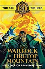 Fighting Fantasy:The Warlock of Firetop Mountain (Fighting Fantasy)