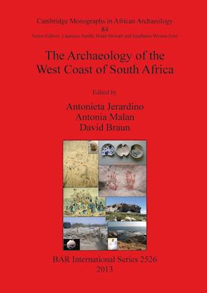 Bog, hæftet The Archaeology of the West Coast of South Africa