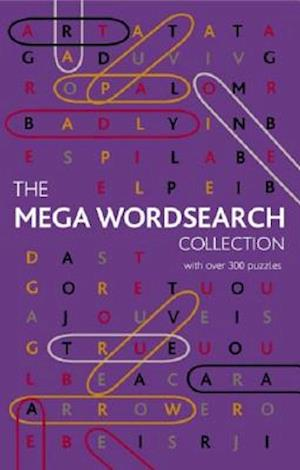 Bog, spiralryg Mega Wordsearch Collection - Series 6
