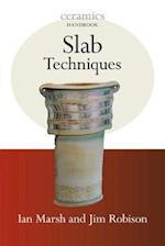 Slab Techniques (Ceramics Handbooks)