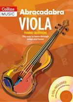 Abracadabra Viola (Pupil's book + 2 CDs) (Abracadabra Strings)
