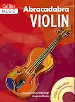 Abracadabra Violin Book 1 (Pupil's book + 2 CDs) (Abracadabra Strings)