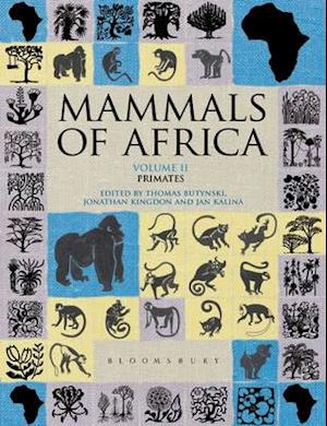 Mammals of Africa: Volume II