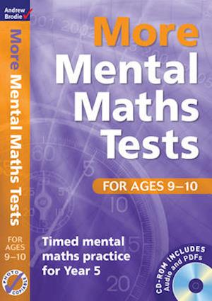 More Mental Maths Tests for Ages 9-10