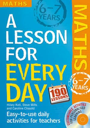 Lesson for Every Day: Maths Ages 6-7