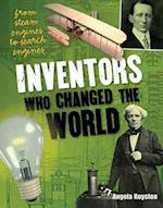 Inventors That Changed the World af Angela Royston