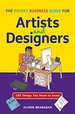 A Pocket Business Guide for Artists and Designers (The Essential Guides)