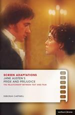 Screen Adaptations: Jane Austen's Pride and Prejudice af Deborah Cartmell
