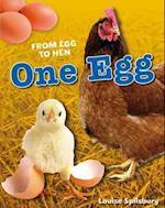 One Egg (White Wolves Non Fiction)