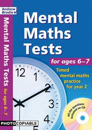 Mental Maths Tests for ages 6-7