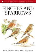 Finches and Sparrows af Alan Harris, John Davis, Peter Clement