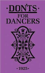 Don'ts for Dancers
