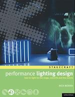 Performance Lighting Design af Nick Moran