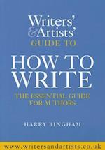 Writers' & Artists' Guide to How to Write af Harry Bingham