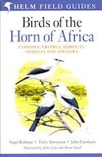 Birds of the Horn of Africa af John Fanshawe, Terry Stevenson, Brian Small