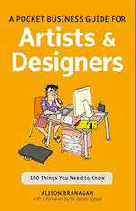 Pocket Business Guide for Artists and Designers (The Essential Guides)