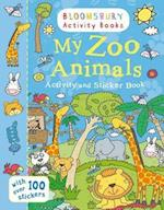 My Zoo Animals Activity and Sticker Book (Chameleons)