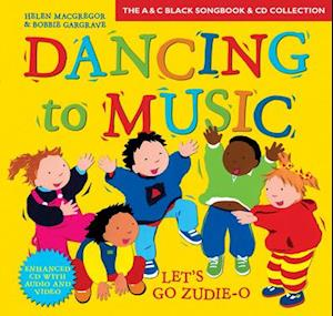 Dancing to Music: Let's Go Zudie-O
