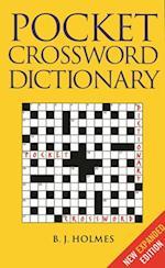 Pocket Crossword Dictionary