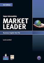 Market Leader 3rd edition Upper Intermediate Test File (Market Leader)