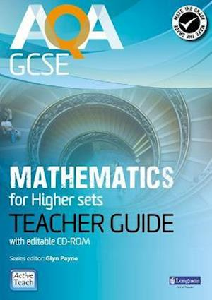 AQA GCSE Mathematics for Higher sets Teacher Guide
