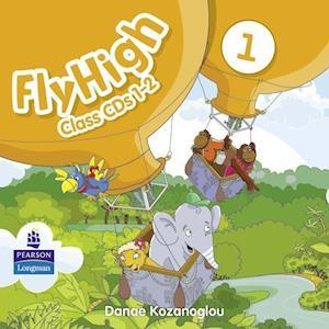 Fly High Level 1 Class CDs (2)