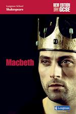 Macbeth (new edition) (Longman Schools Shakespeare)