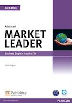 Market Leader 3rd Edition Advanced Practice File & Practice File CD Pack (Market Leader)