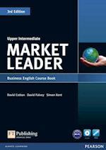 Market Leader 3rd Edition Upper Intermediate Coursebook & DVD-Rom Pack af David Falvey, David Cotton, Simon Kent