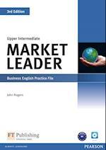 Market Leader 3rd Edition Upper Intermediate Practice File & Practice File CD Pack af John Rogers
