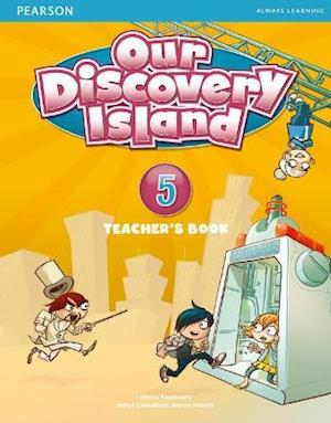 Our Discovery Island Level 5 Teacher's Book