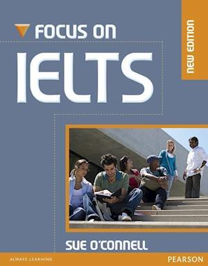 Focus on IELTS New Edition Coursebook/iTest CD-Rom Pack