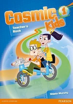 Cosmic Kids 1 Greece Teacher's Book & Active Teach 1 Pack