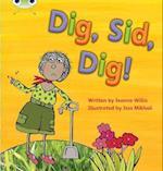Bug Club Phonics Bug Set 03 Dig, Sid, Dig! (Phonics Bug)