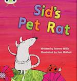 Phonics Bug Set 04 Sid's Pet Rat af Jeanne Willis