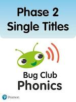 Phonics Bug Phase 2 Single Titles (Phonics Bug)