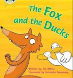 Bug Club Phonics Bug Set 07 The Fox and the Ducks af Jill Atkins