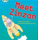 Meet Zinzan af Jill Atkins